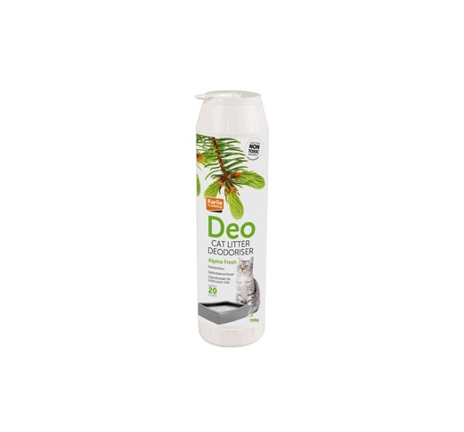 Deo Cat Alpine Fresh 750g