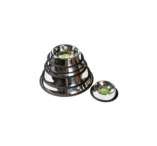Klin Anti-Slip Stainless Steel Bowl 0,45l