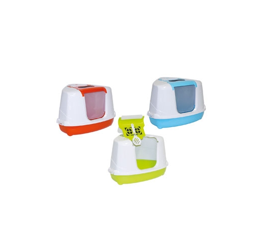 Cat Toilet Hawai Triangle 57x45,5x39cm