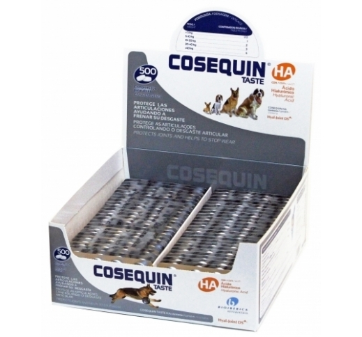 Cosequin Taste HA with Hyaluronic Acid 10pcs