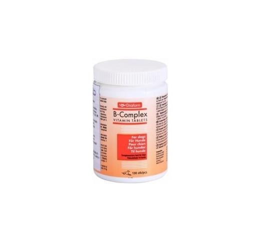 B-vitamiinidega Söödalisand Koertele 130tbl