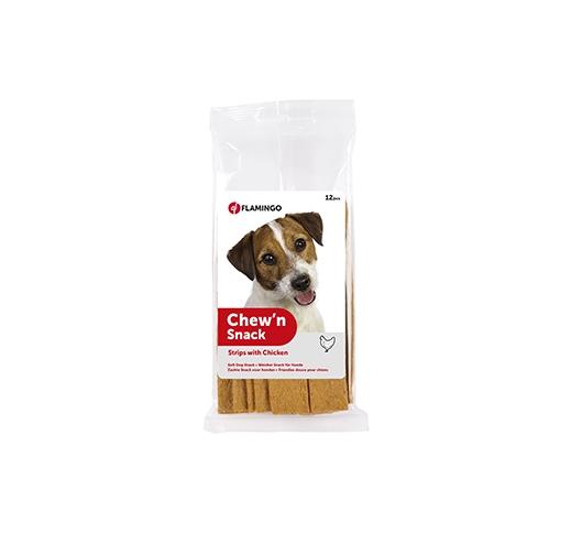 Chew'n Snack Maiuseribad Kanaga 12tk