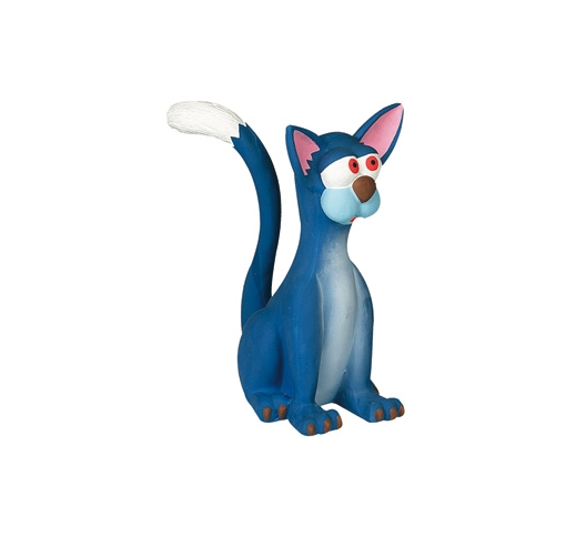 Latex Cat Jumbo 15x22x30cm