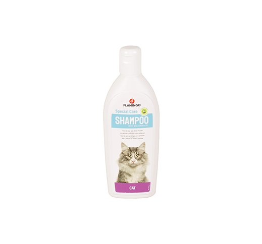 Cat Shampoo wirh Macadamia Oil 300ml