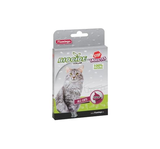 Biocide Collar for Cat 35cm