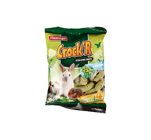 Crock'R Vitalizing Snack with Lucerne 100g