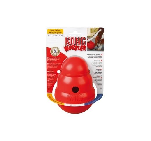 Kong Wobbler S 11x16cm