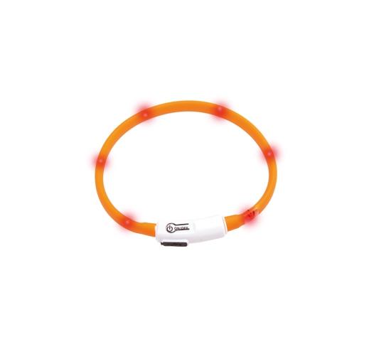 LED Kaelarihm Visio Light Oranž 35cm
