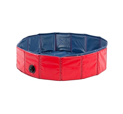 Pool 80x20cm (Red/Blue)