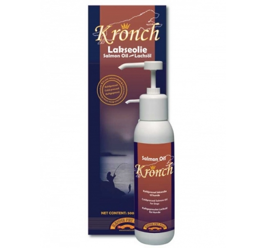 Kronch Salmon Oil 500ml