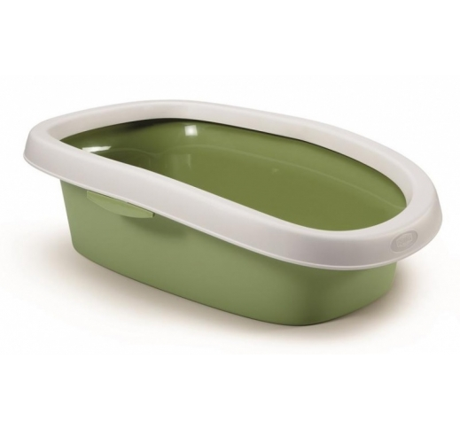 Cat Toilet Sprint 10 Green 31x43x14cm