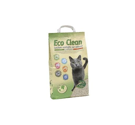 Cat Litter ECO Clean 10L