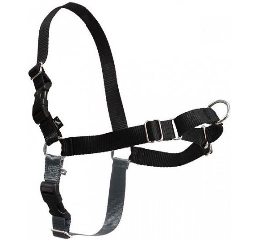 Harness Easy Walk S Black
