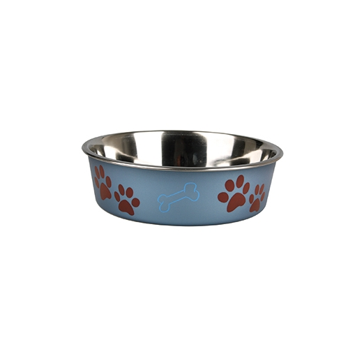 Bowl Bella Metallic Blue 2200ml