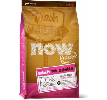 NOW Fresh Adult Cat Grain-free recipe 1,81kg