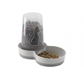 """Food and Drink Bowl """"In Love"""" 1500ml"""