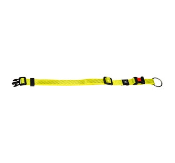 Adjustable Nylon Collar with Reflector 40-55cm / 20mm