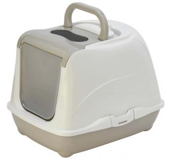 туалет-домик Loki Classic с угольным фильтром M 38x50x37см