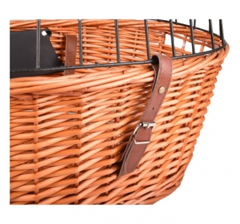 Bike Basket Canna Naturel 46,5x36x40cm