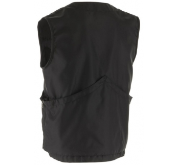 Gappay Short Wide Black Training Vest XXL