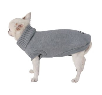 """Knitted Sweater Grey """"Moscow"""" 40cm"""