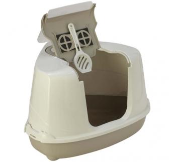 Cat Toilet Corner Thor Classic L 45x56x37cm