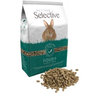 Supreme Selective Küüliku Toit + 4aastat 1,5kg