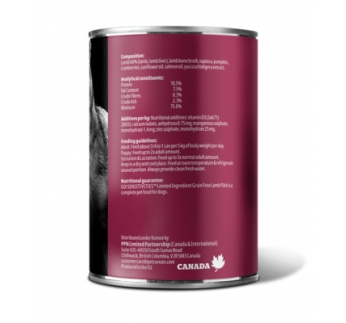 Go! Sensitivities Lamb Pate for Dogs 400g