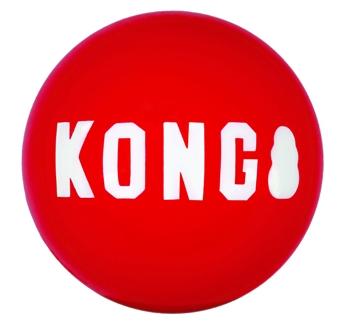 Игрушка для собак Kong Signature Ball 2шт M