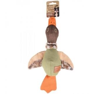 "Игрушка для собак ""Natura Delight Duck"" 35см"