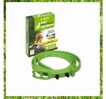 Niki Natural Defence Flea/Tick Collar на основе натуралъного масла нима 75cм