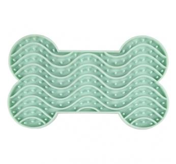 Silikoonist Yummee Alus Roheline S 15cm