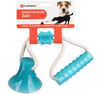 TPR Dog Toy Zuki Green