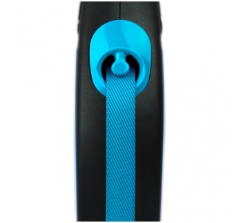 FLEXI Рулетка New Neon M ремень 5м, 25кг