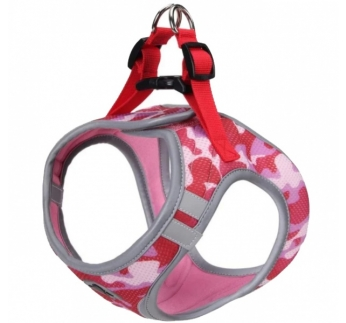 Traksid Reflective Army Pink S 34-41cm