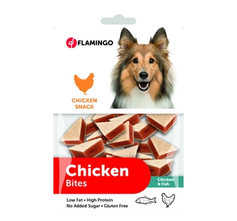 Chicken & Fish Bites 85g