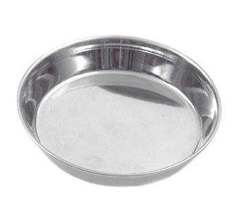 Миска для корма и питья (нержавеющая сталь) 190мл