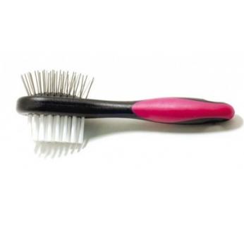 Vanity Mini Double Brush