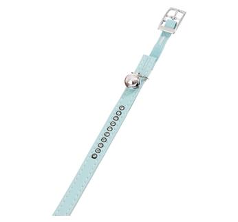 Collar Monte Blue 30cm x 11mm