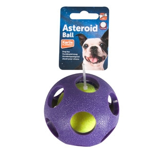 Asteroid Ball + Tennisball 9cm