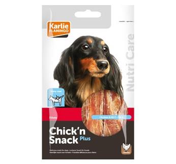 Chick'n Snack Shiny Coat 85g