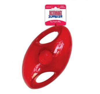 Игрушка для собак KONG Jumbler Football М/L