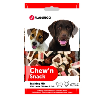 Лакомство для собак Chew'n Snack 150г