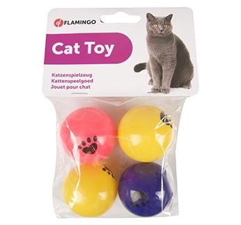 """Игрушка для кошек """"Ping-Pong"""" 4см"""