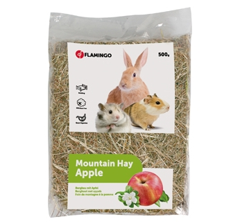 Hay with Apples 500g