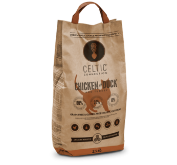 Celtic Connection кошачий корм с курицей и уткой 2,5кг