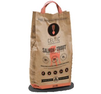 Celtic Connection Salmon & Trout for Dogs 1kg