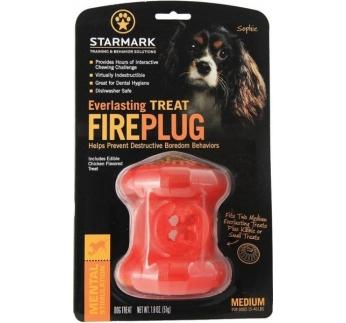 Starmark Everlasting Treat Fireplug M