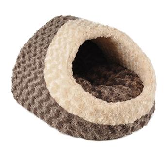 Basket Cuddly Iglo Taupe 40x40x20cm