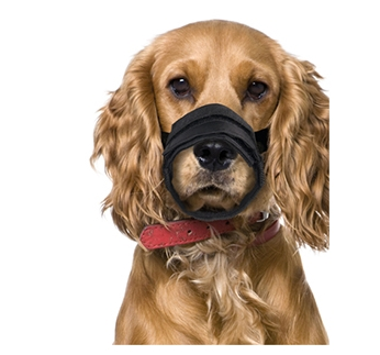 Dog Muzzle Adjustable S